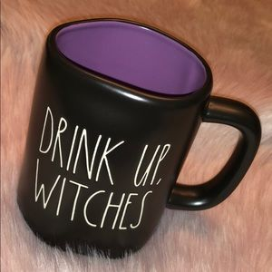 RAE DUNN  |  DRINK UP, WITCHES Mug